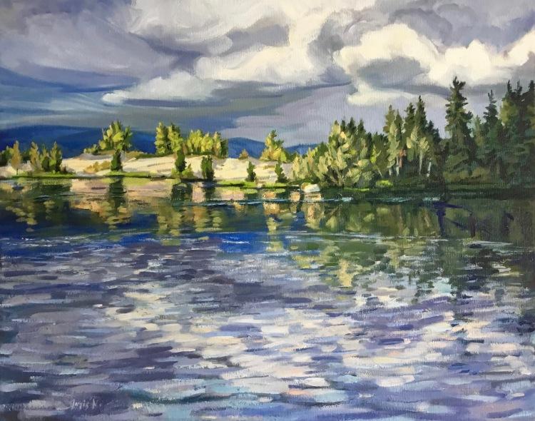 Flora Lake II