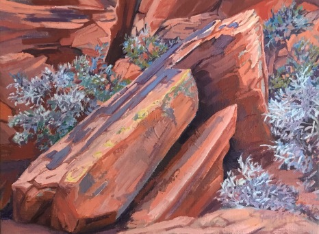 Red Rock Study II.jpg